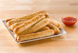 Palitos de Ajo y Queso Parmesano