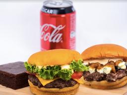 Burger 2+1+1
