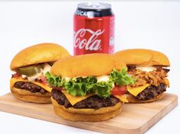 Burger 3+1