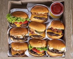 Burger Big Box