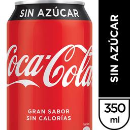 Bebida en lata 350 cc