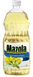 Aceite de Canola 1lt Mazola