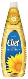 Aceite Maravilla 1lt Chef