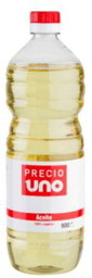 Aceite Vegetal 900cc Precio Uno