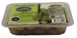 Aceituna Deshuesada Verde Pote 350g