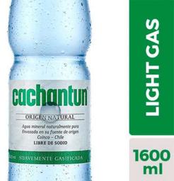 Agua Min. Cachantun Light 1.600cc