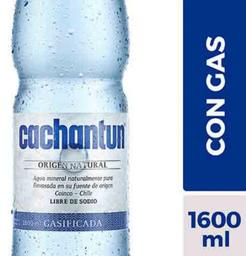 Agua Mineral Cachantun 1600cc C/G Des