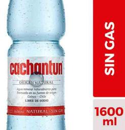 Agua Mineral Cachantun 1600cc S/G Des.