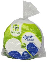 Algodón Hidrofilo Tottus 250g