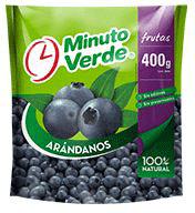 Arandanos Minuto Verde 400g