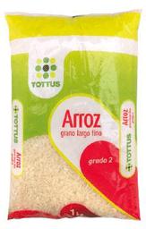 Arroz Tottus G2 Largo Fino 1Kg