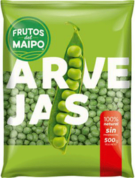 Arvejas F.Maipo 500g