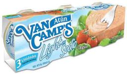 Atun Light Van Camps 80g 3Un