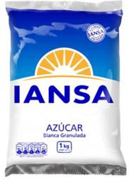 Azúcar Iansa Blanca Granulada 1 Kg