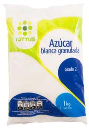 Azucar Blanca Granulada Tottus 1kg