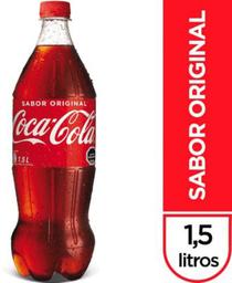 Bebida Coca Cola 1500cc Des