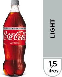 Bebida Coca Cola Light 1500cc Des.
