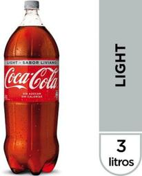 Bebida Coca Cola Light 3lt Des.