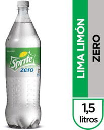 Bebida Sprite Zero 1500cc Des.