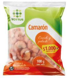 Camarón Tottus 100 g