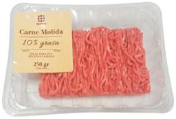 Carne Molida 10% Tottus 250g