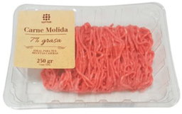 Carne Molida 7% Tottus 250g