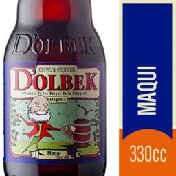 Cerveza Dolbek Maqui Botella 330cc