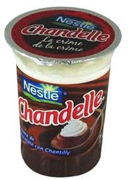 Chandelle Crema Chantilly Chocolate 130g