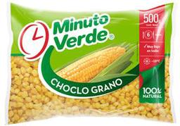 Choclo Grano Minuto Verde 500g