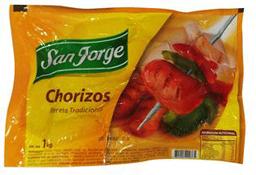 Chorizo 1kg San Jorge