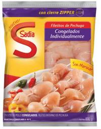 Filetitos de Pollo Sm Iqf 800g Sadia