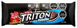 Galleta Triton Mckay  Vainilla 126 g