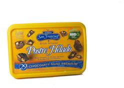 Helado Chocolate Nuss Premium 1lt