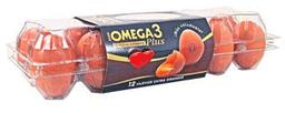 Huevos Grandes Omega 3 Plus 12 un