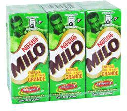 Milo Leche Chocolate X 6