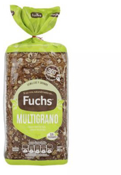 Pan Multigrano 380g Fuchs