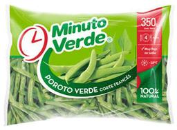 Poroto Verde Minuto Verde C/F 350g