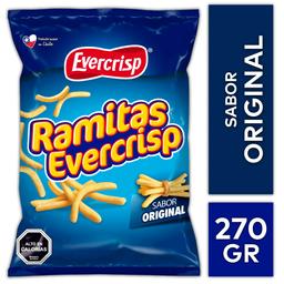 Evercrisp ramitas sabor original