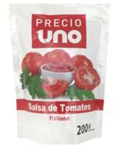 Salsa de Tomate Doy Pack 200 G Precio Uno