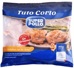 Tuto Corto Con/P Iqf Super Pollo 800g