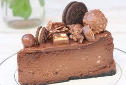 Cheesecake de Chocolate y Nutella