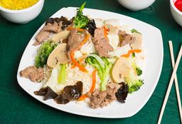 Arroz Chaufan Carne
