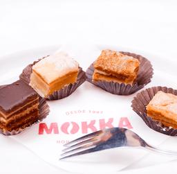 Degustación Mini Tortas Mokka