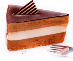 Mousse Trilogía de Chocolates