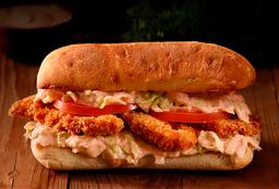 Sándwich de Pollo Frito