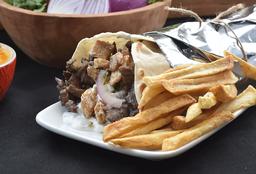 Shawarma Wrap Mixto