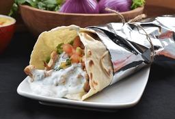 Shawarma wrap Pollo