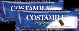Promo: 2x Choc Costa Milk 30g