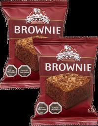 Promo: 2x Brownie Chocolate 62g