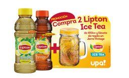 Promo: 2x Lipton Ice Tea 400 cc variedades